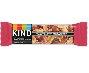 Kind Peanut Butter Strawberry Bar