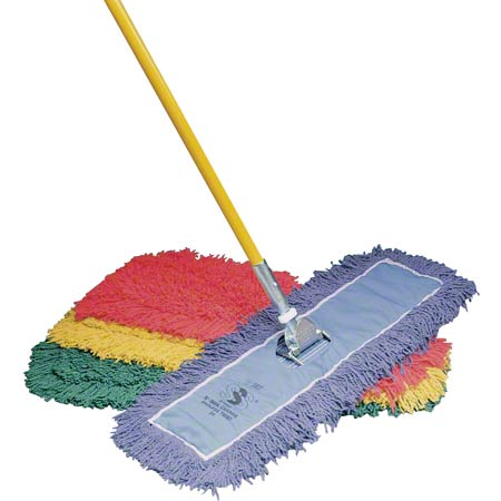 Dust Mop Endless Twist Microfiber Pad