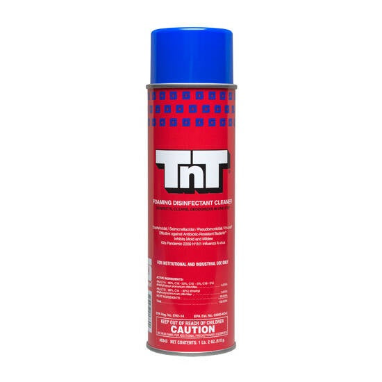 TNT Foam Disinfectant Cleaner