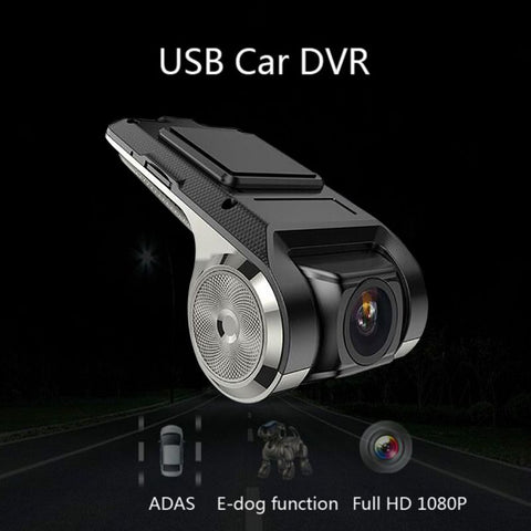 Image of 140 Degree Car DVR Camera Video Auto Recorder Dash Camera for Android