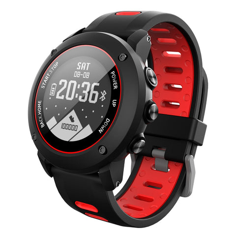 UW90 Outdoor Sport Smart Watch GPS Fitness Heart Rate Tracker Bracelet Band smartwatch