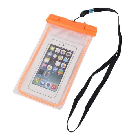 Incredible Light Up Waterproof Cell Phone Case