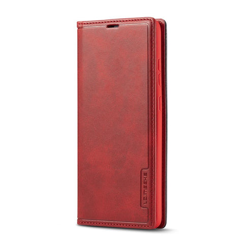 Leather Case for Samsung Galaxy S20 Plus Ultra A01 A21 A51 A71 A81 A91 A11 A41 A70E Luxury Magneti Card Holder Wallet Cover