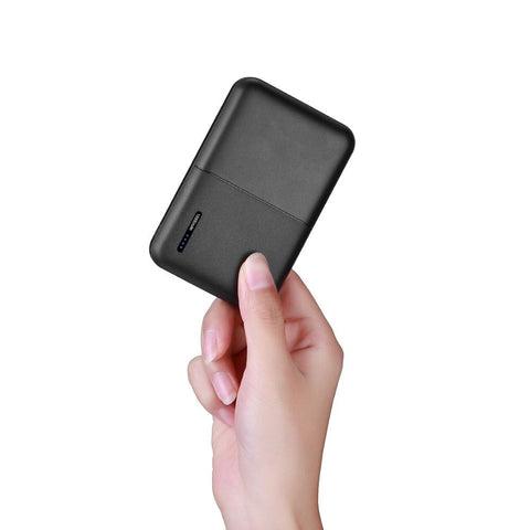 👍 Best Selling Mini Power Bank With Dual USB Portable Charger For Your Smartphone