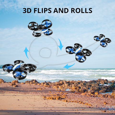 Image of RC Mini Quadrupter Drone