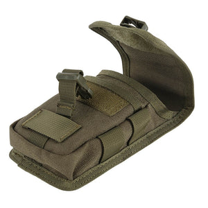 Outdoor Tratical pouch Molle Pouch Cover 600D Mobile phone pouch Military Tactical Camo Belt Pouch