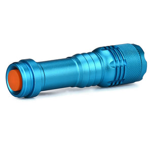 6000LM 3 Mode Zoomable LED Flashlight