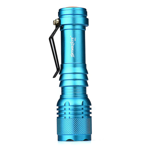 Image of 3 Mode Zoomable LED Torch Flashlight