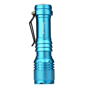 3 Mode Zoomable LED Torch Flashlight