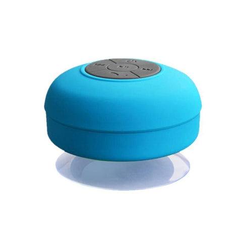 Mini Wireless Bluetooth Speaker Hands Free Waterproof Car Bathroom Office Beach Stereo Subwoofer With Suction