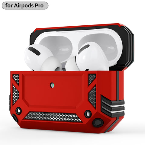Heavy Duty Shockproof Earphone Case for Apple AirPods Pro 3 Case Cover Armor