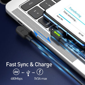 3m USB Type C Fast Charging Cable