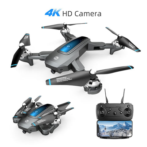Image of HS240 4K Foldable RC Quadrocopter Drone with HD Camera