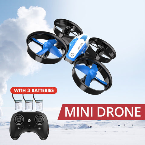 RC Mini Quadrupter Drone
