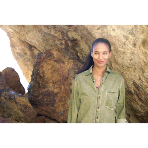 Face-to-Face with Joy Bryant (Schön! Magazine)