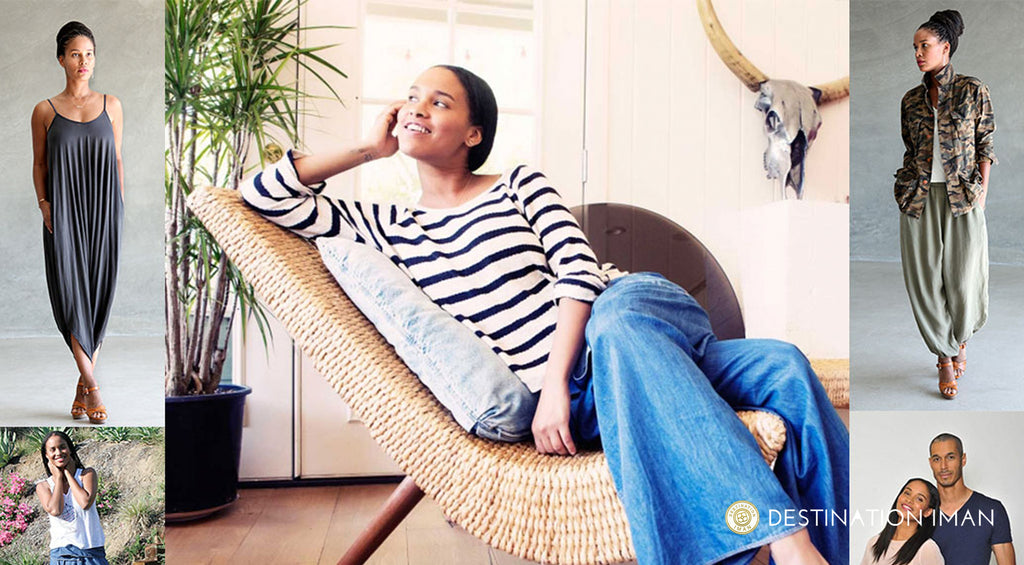 JOY BRYANT: BASIC TERRAIN (Destination Iman)