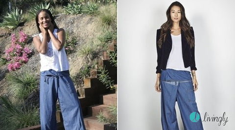 Joy Bryant Launches Clothing Label Basic Terrain (Livingly)