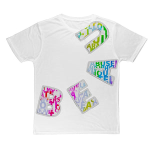 Open image in slideshow, C'est Beau Sublimation T-Shirt - AADHE