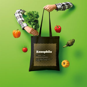 Open image in slideshow, Xenophile Tote Bag - AADHE