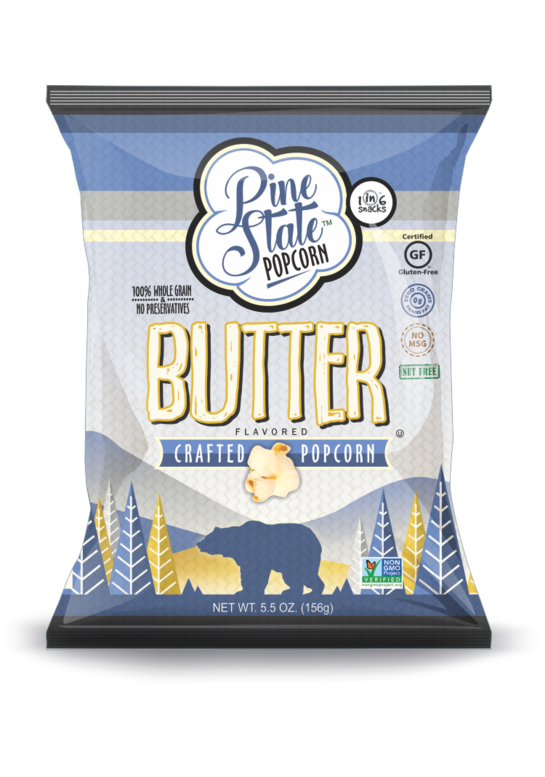 Butter Crafted Popcorn (5 oz)