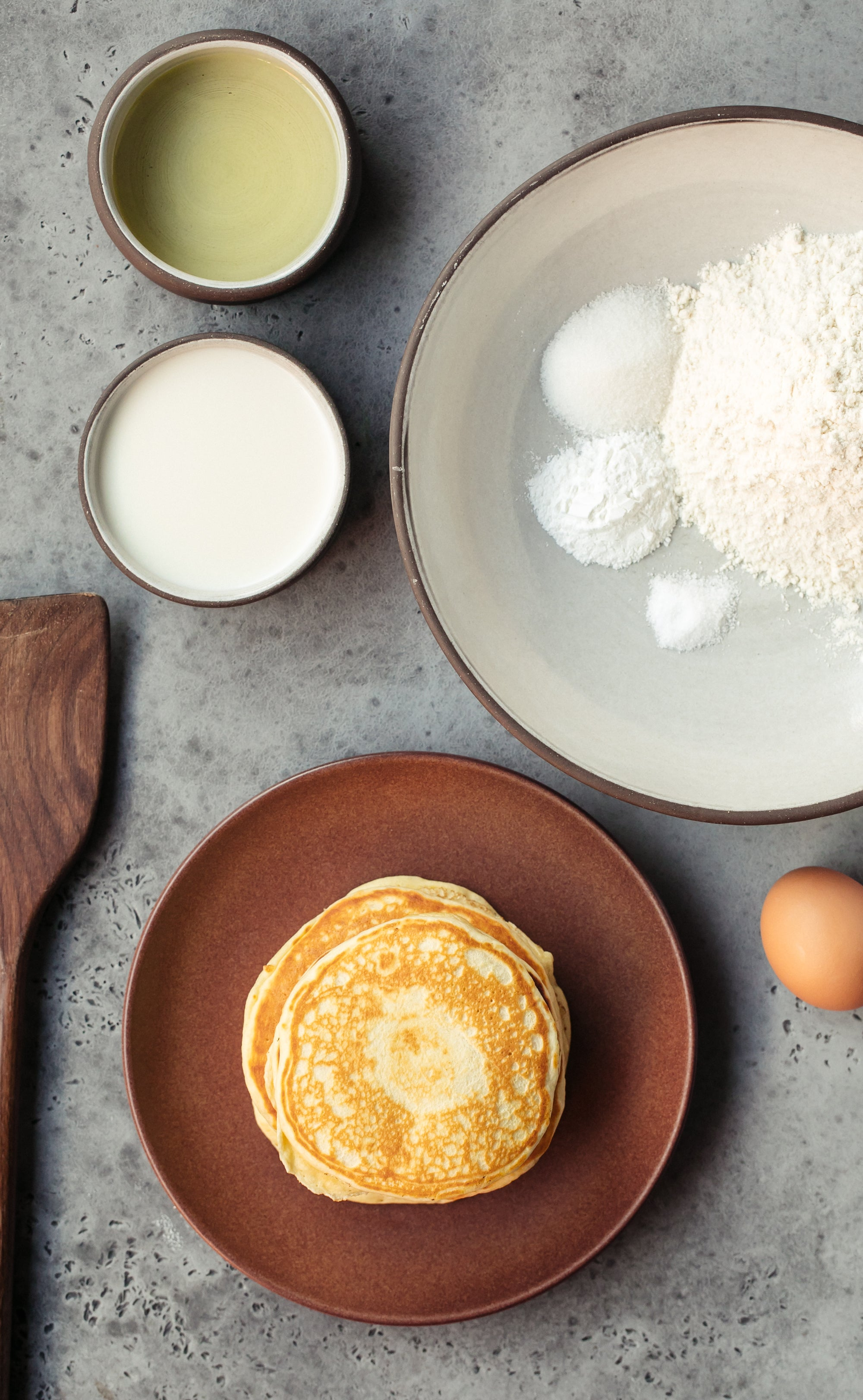 PRINT. Pancakes (Meal Kit for 2)