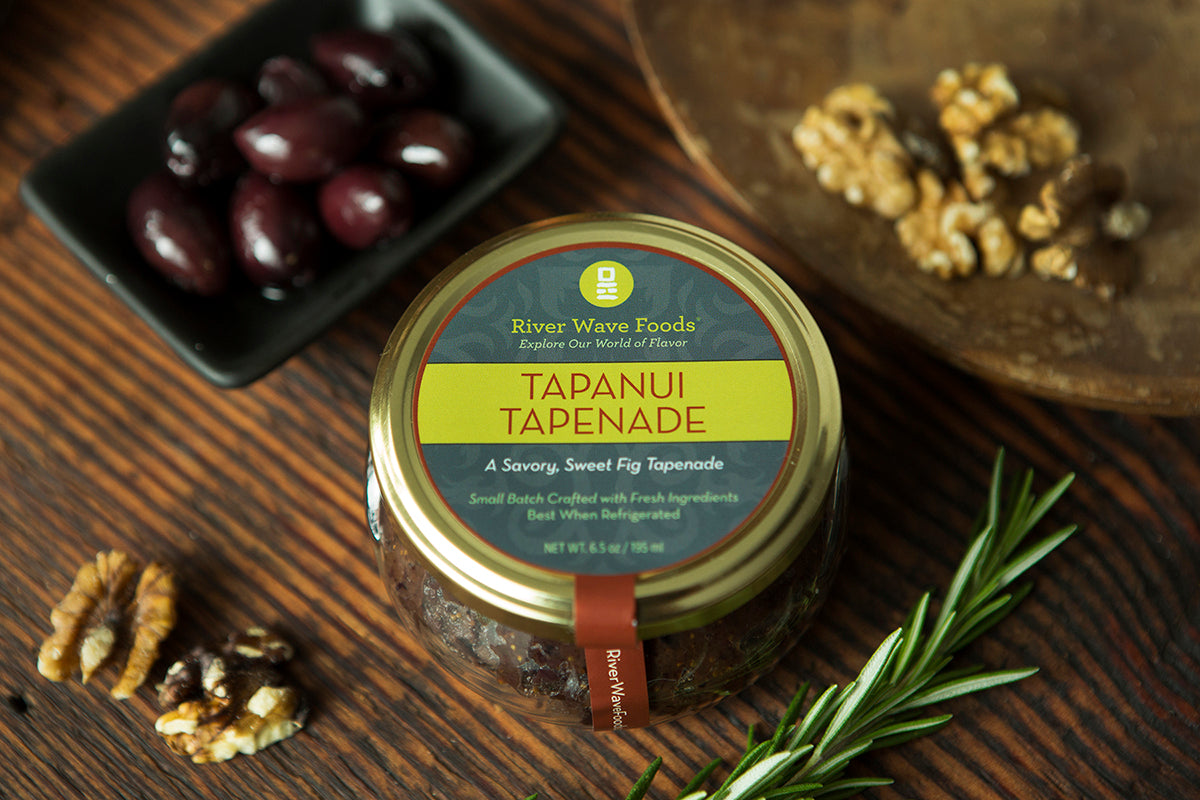 Tapanui Tapenade Savory Sweet Fig (6.5 oz)