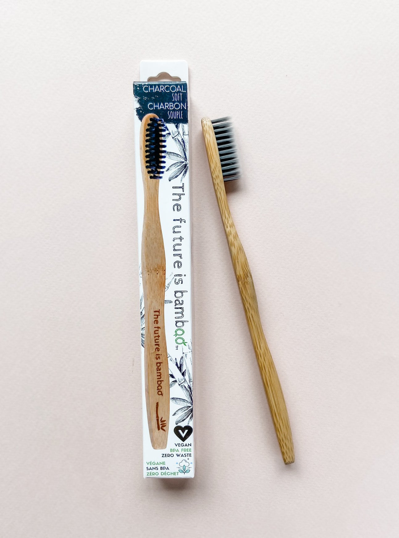 Charcoal Toothbrush (1 piece)