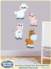 Nursery room wall decor ideas
