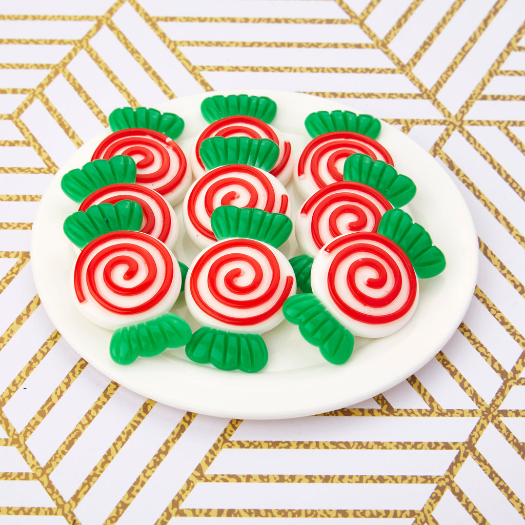 Holiday Swirl Candies