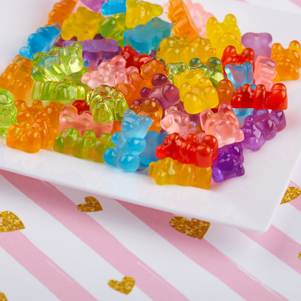 Multi Color Gummy Bears