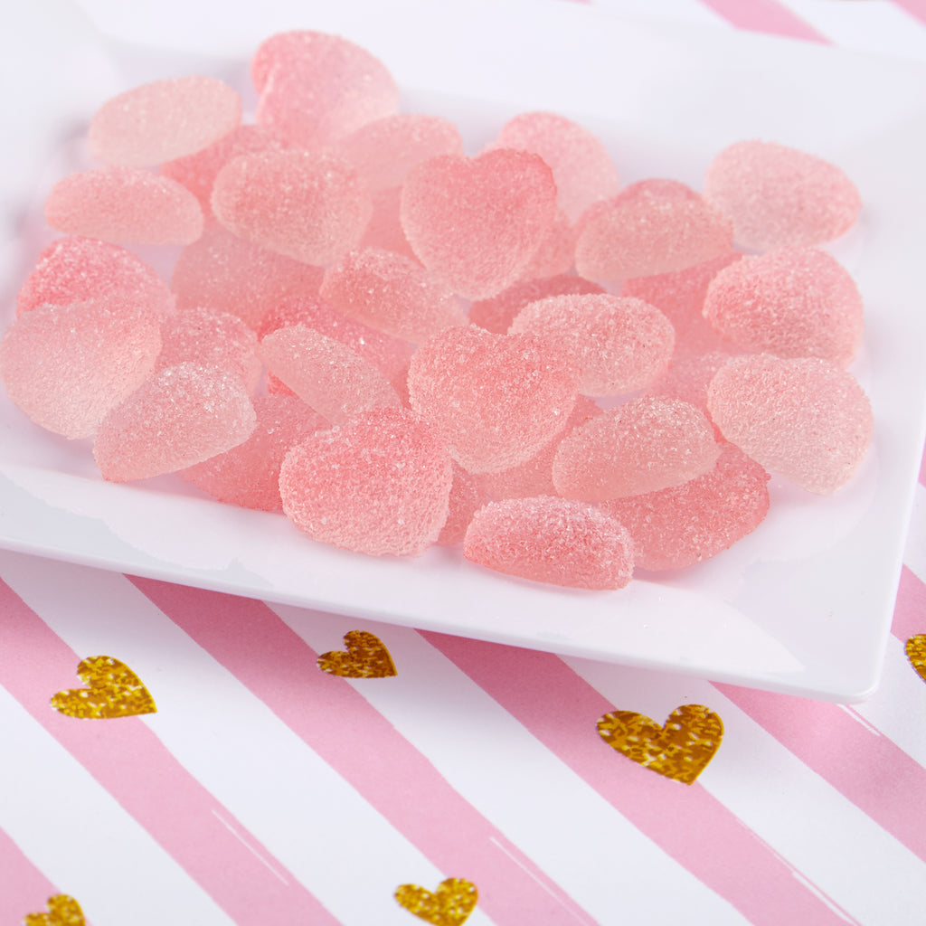 Two Tone Heart Jellies