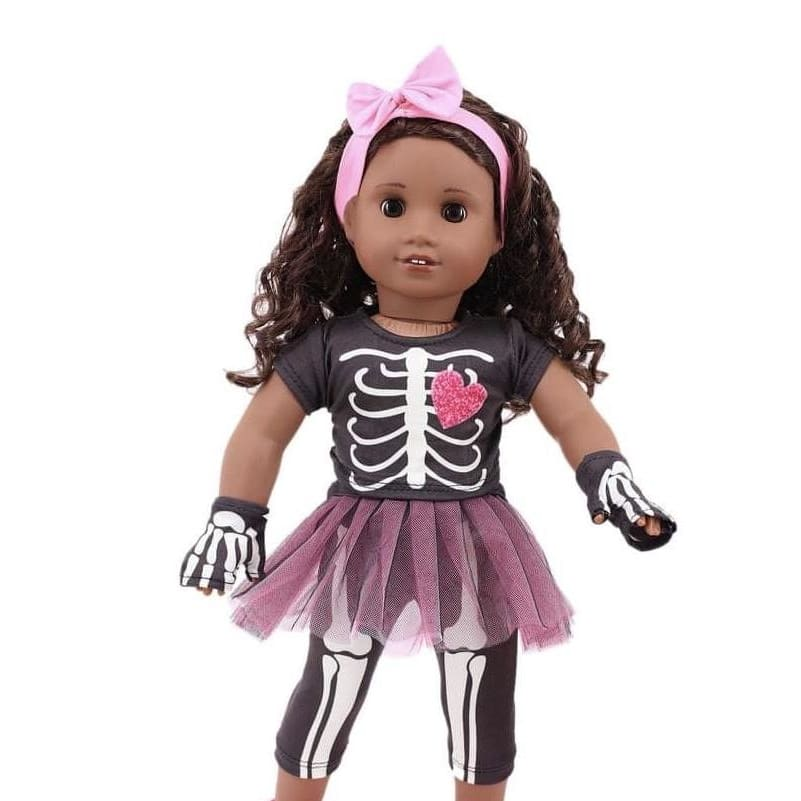 Skeleton Doll Costume