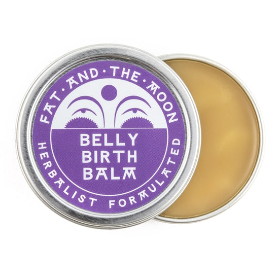 Fat and the Moon- Belly Birth Balm