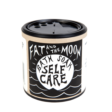 Fat and the Moon- Self Care Bath Soak