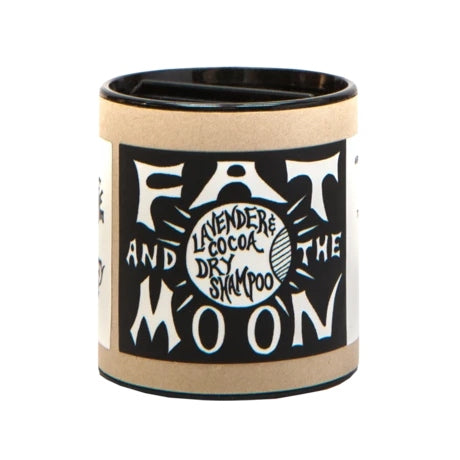 Fat and the Moon- Lavender & Cocoa Dry Shampoo