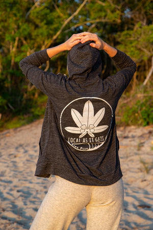 Live Free- Eco-Jersey Hoodie