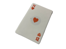 Load image into Gallery viewer, Ace of Hearts Card