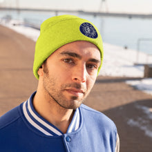 Load image into Gallery viewer, Official Thumos USA Logo, Knit Beanie