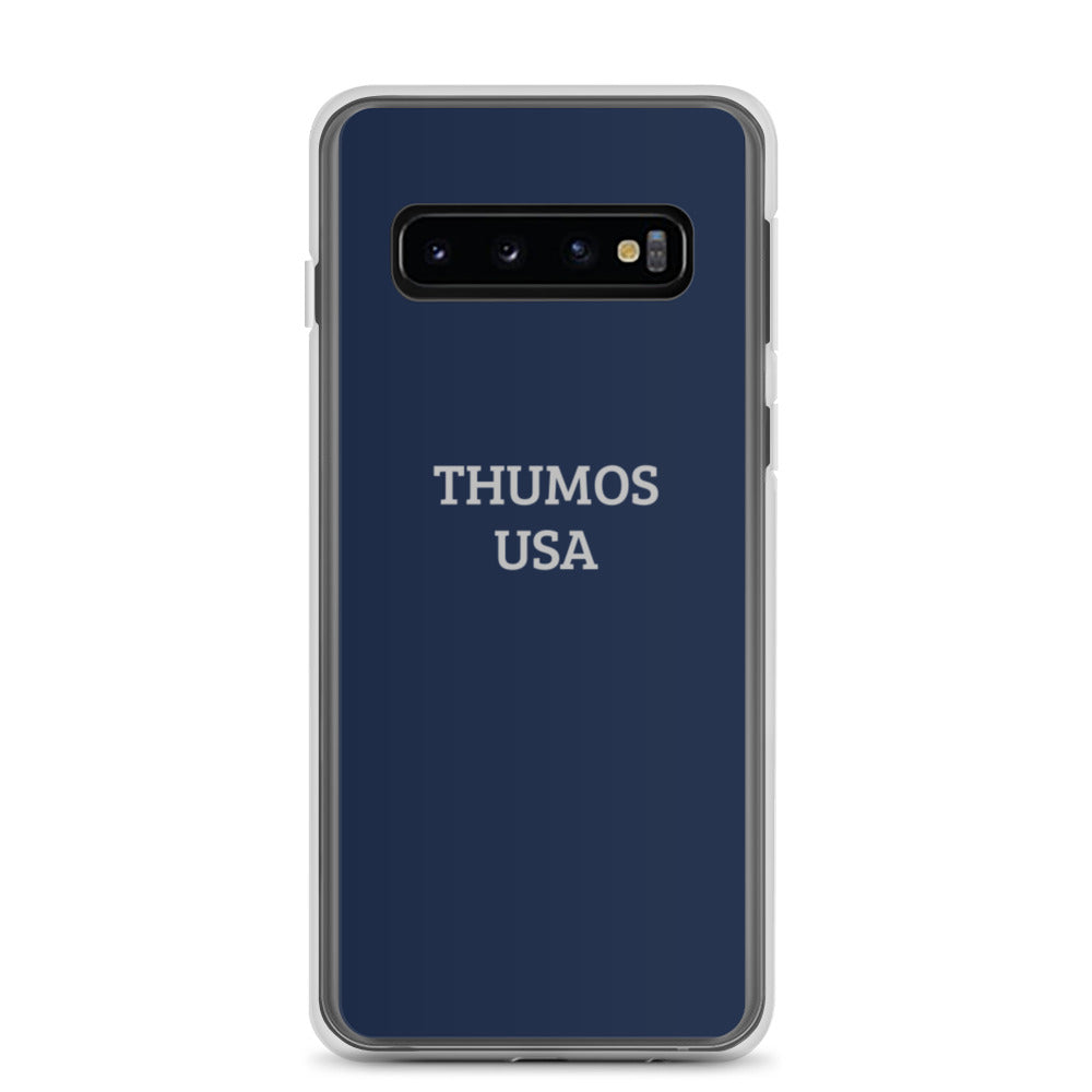Samsung Case, In Navy Blue