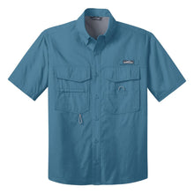 Load image into Gallery viewer, Eddie Bauer Short Sleeve Fishing Shirt
