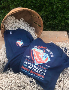 Beaufort Shrimp Festival 2020 Long Sleeve Shirt