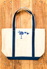Load image into Gallery viewer, Sound of Freedom Canvas Tote