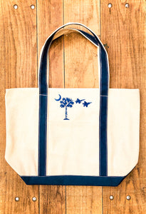 Sound of Freedom Canvas Tote