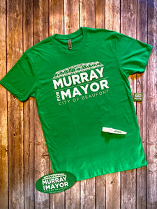Murray For Mayor  T-shirt