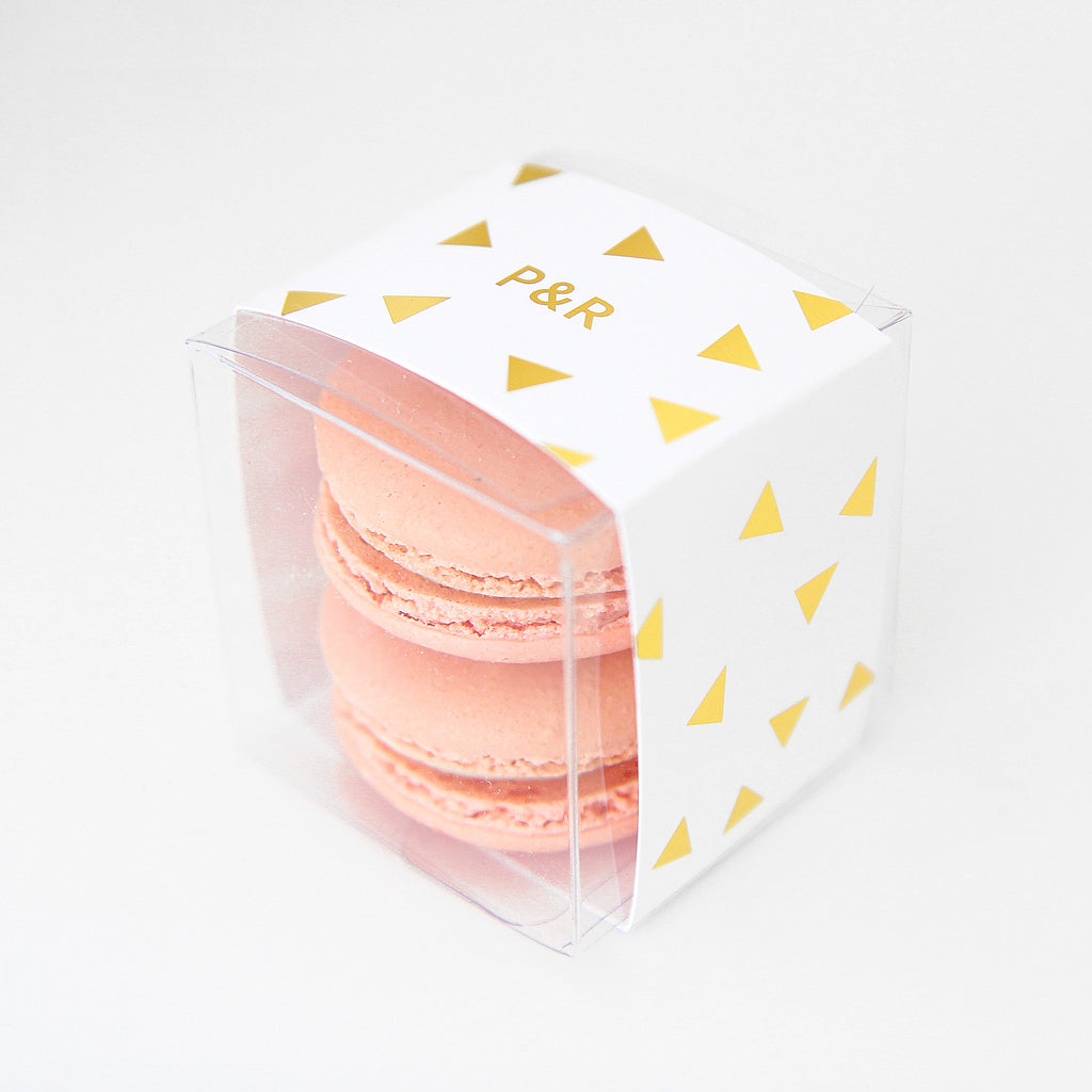 Clear Favor Box Kit How To Make A S Mores Kit Wedding Or Party