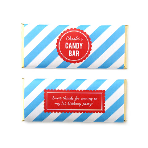 Candy Stripes Wrapper