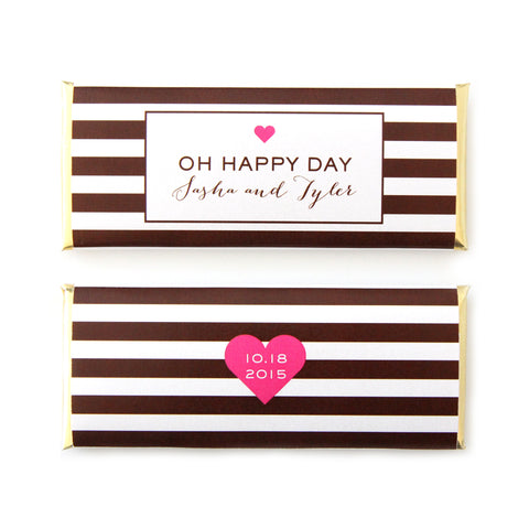 Hearts and Stripes Wrapper