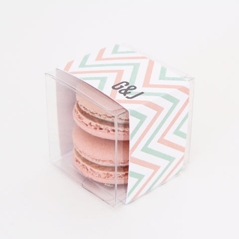 Chevron Favor Box
