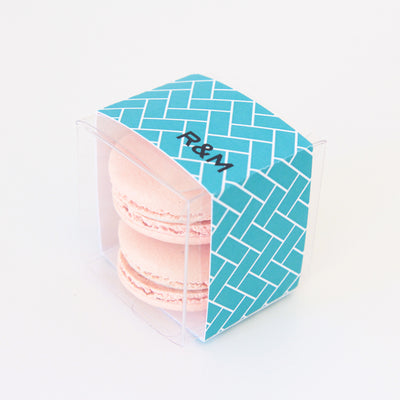 Herringbone Favor Box - Sweet Paper Shop