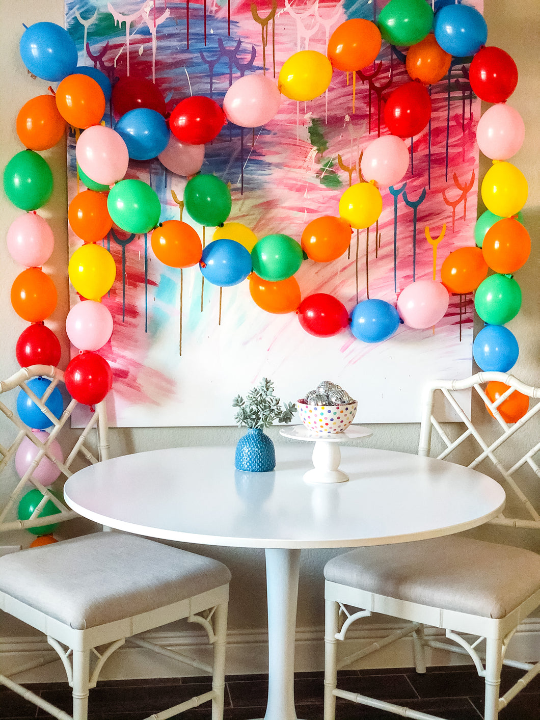 DIY Easy-Linking Balloon Garland 6